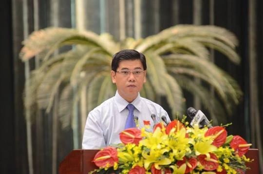 Trưởng Ban Kinh tế – ngân sách HĐND TP Nguyễn Văn Dũng