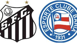 Assistir Futebol Ao Vivo: Santos x Bahia