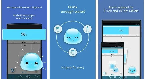 water reminder app