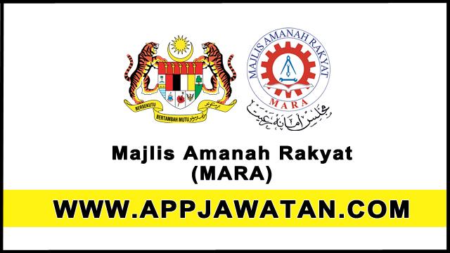 Jawatan Kosong Kerajaan 2017 di Majlis Amanah Rakyat (MARA ...