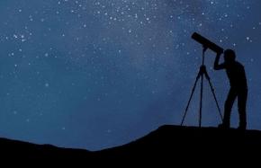 teropong bintang jatuh malam hari www.simplenews.me