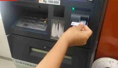 Cara Cek Mutasi Rekening BNI di ATM