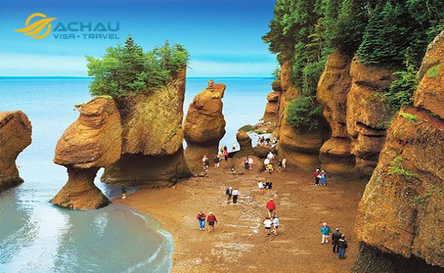 Top 7 địa điểm du lịch Canada hấp dẫn nhất vào mùa hè1