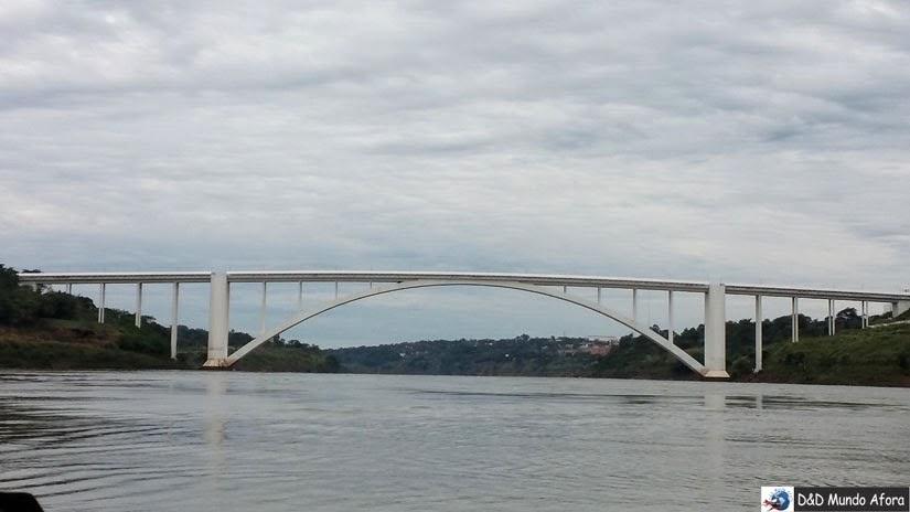 Ponte da Amizade - Brasil e Paraguai
