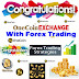 Congratulations OneCoinonelife Exchange With Forex Trading