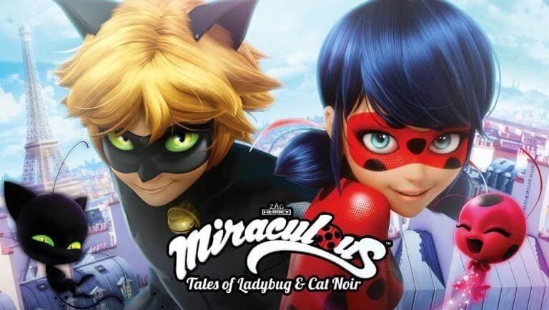 تحميل لعبة الدعسوقة الخارقة والقط الأسود Miraculous Ladybug & Cat Noir