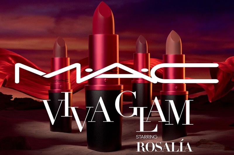MAC's Viva Glam 26 lipstick