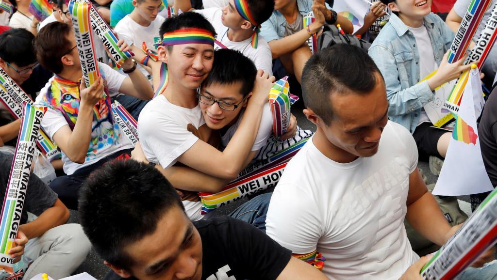 Justiça de Taiwan se pronuncia a favor do casamento entre pessoas do mesmo sexo