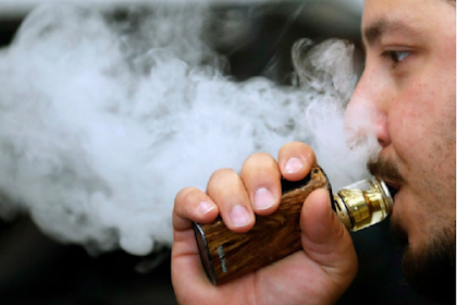 The Dangerous Of vaping-related ailment, high schooler now has lungs like 'a 70-year-old's'
