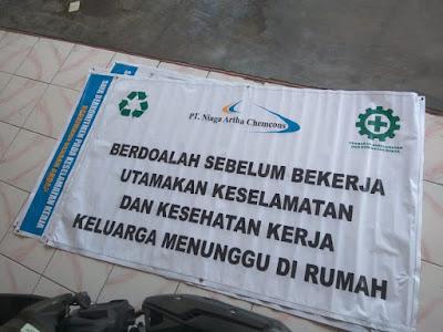 K3 Konstruksi Visual Mmt Pt Niaga Artha Chemcons Reklame Semarang 0818244455