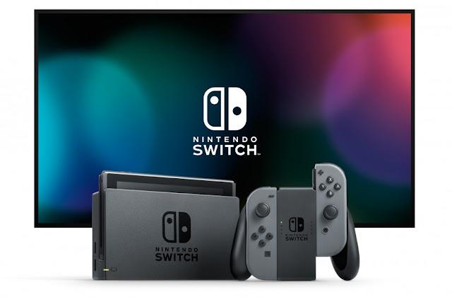 Nintendo Switch anuncia precio, características y videojuegos