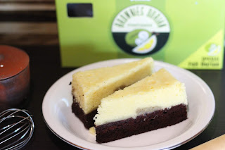 Brownies Durian by Delicia Cake