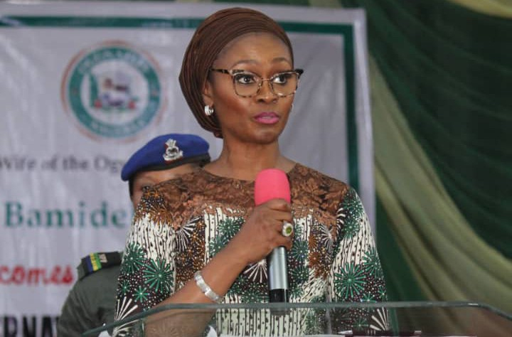 . Bamidele Abiodun, Ogun State Governor's Wife. Photo: Guardian