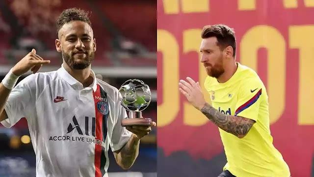 Neymar vs Messi who is the best 2020