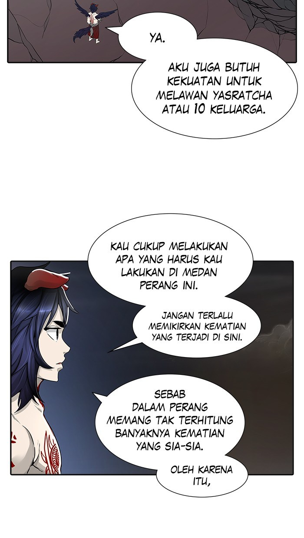 Webtoon Tower Of God Bahasa Indonesia Chapter 450