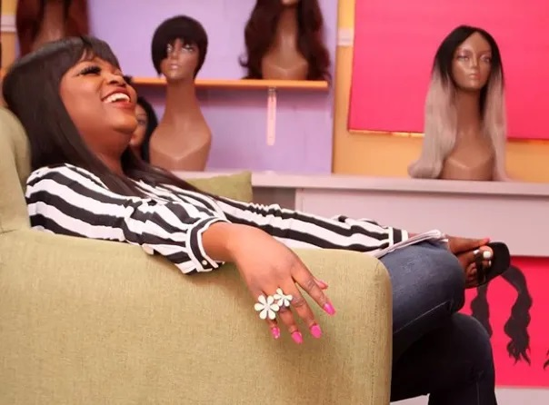 'I Can't Come And Go And Kill Myself!' – Actress Funke Akindele Flaunts Expensive Ring