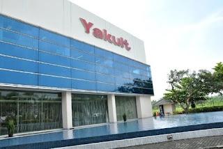 LOKER Dropping Driver PT. YAKULT INDONESIA PERSADA