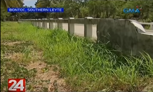 DPWH explains controversial Php23M-bridge built over dry land