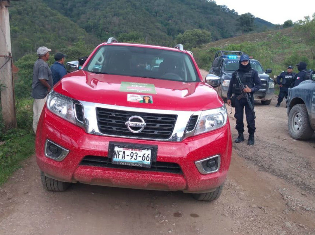 Ejecutan a coordinador de campaña y atacan a escoltas de candidata en Guerrero