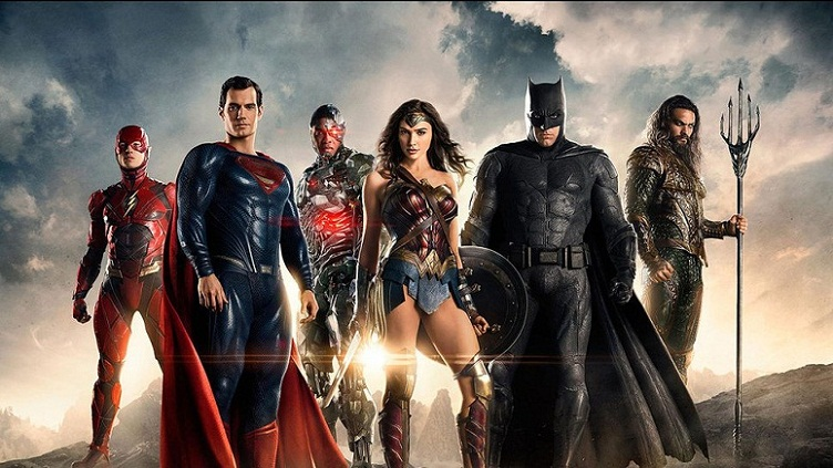 Film-film Fenomenal DC, dari Justice League Sampai Aquaman