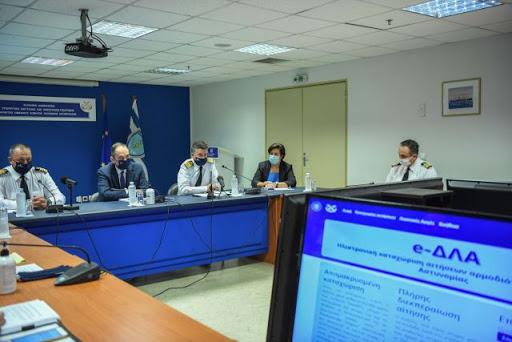 Σε εφαρμογή η ηλεκτρονική καταχώριση αιτήσεων από το Λιμεναρχείο Ναυπλίου
