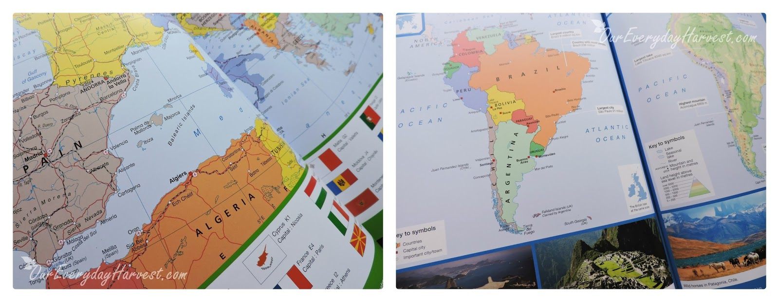 Introducing Geography to Children of All Ages with the