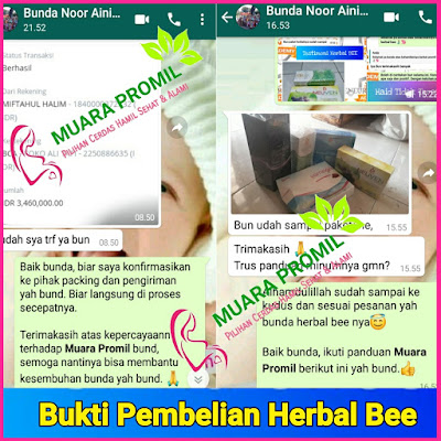 Distributor Herbal Bee di Bondowoso