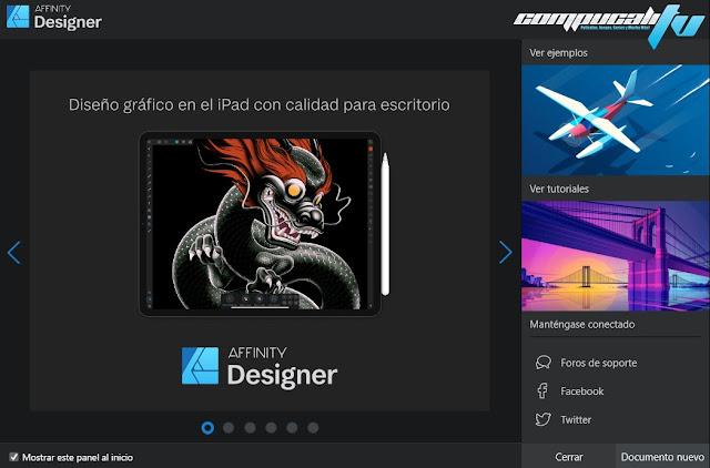 Serif Affinity Designer Versión Full Español