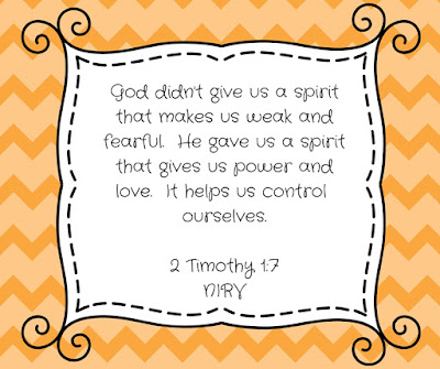 Printable Scripture posters from Mommy & Her Men!  Great for memory verses, Sunday School displays, or morning Bible time!
