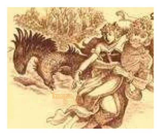kitab sejarah Ramayana