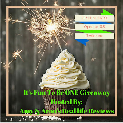 Enter the Fun To Be ONE Giveaway. Ends 11/28
