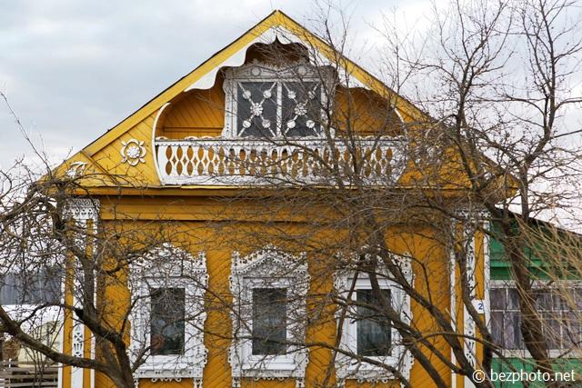 ярославская область деревянное зодчество