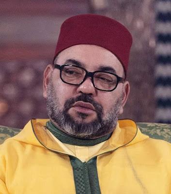 الملوك الكرام - الملك محمد السادس يدعو الرئيس الجزائري إلى فتح صفحة جديدة