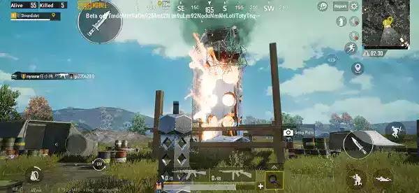 PUBG Mobile لتقديم وضع 'Spark The Flame' مع صورة ذاتية داخل اللعبة  للتحديث 0.19.0