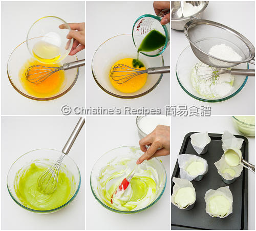 How To Make Pandan Wrapped Cakes02