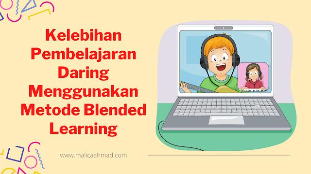Kelebihan Pembelajaran daring