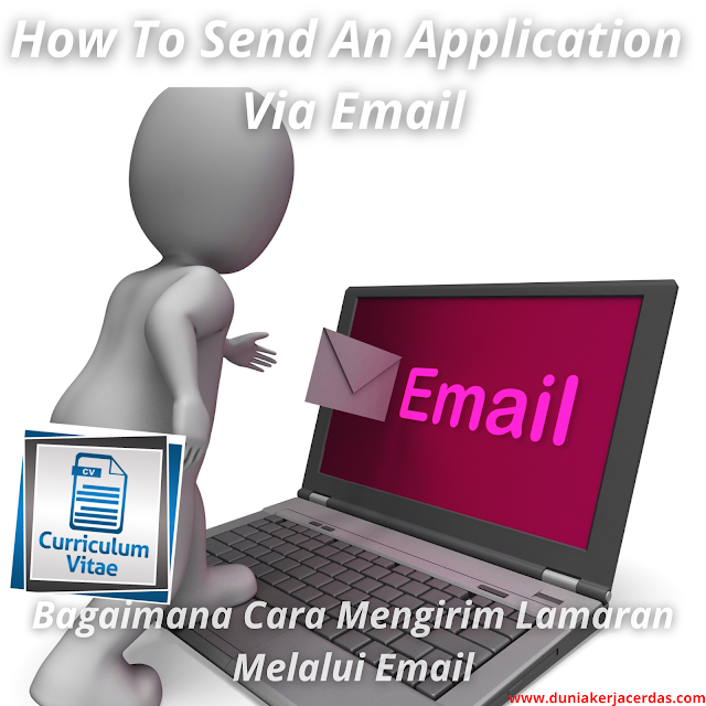How To Send An Application Via Email