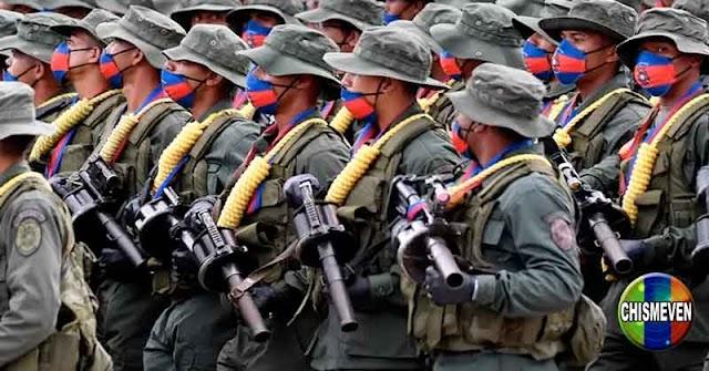 Más de 9000 sargentos de las FANB han desertado y 1700 despedidos