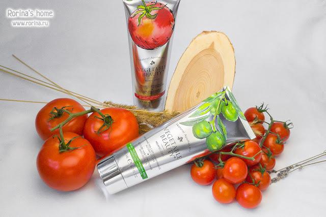 Бальзам для волос восстанавливающий с маслом оливы Vegetable Beauty: отзыв