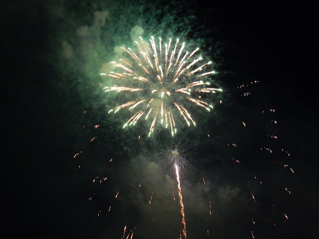 4 de Julio, Fireworks, Fuegos Artificiales, Wharf, Docks, 4th july, Santa Barbara, California, Elisa N, Blog de Viajes, Lifestyle, Travel