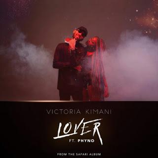 VIDEO: Victoria Kimani – Lover ft. Phyno 1