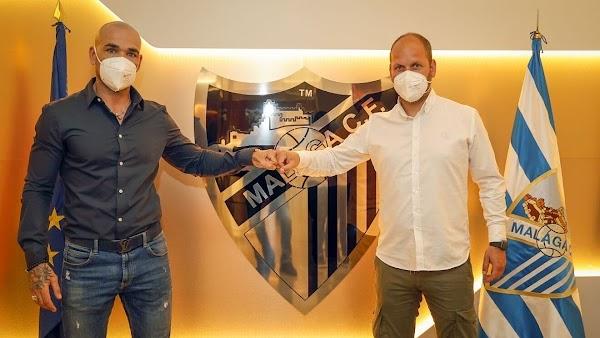 Málaga, definido el cuerpo técnico del primer equipo