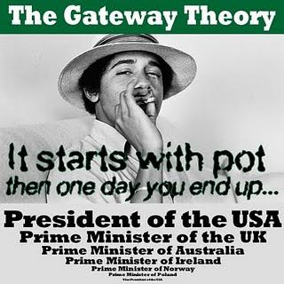 Obama, gateway drug, stereotypes, stories, Reese Rose