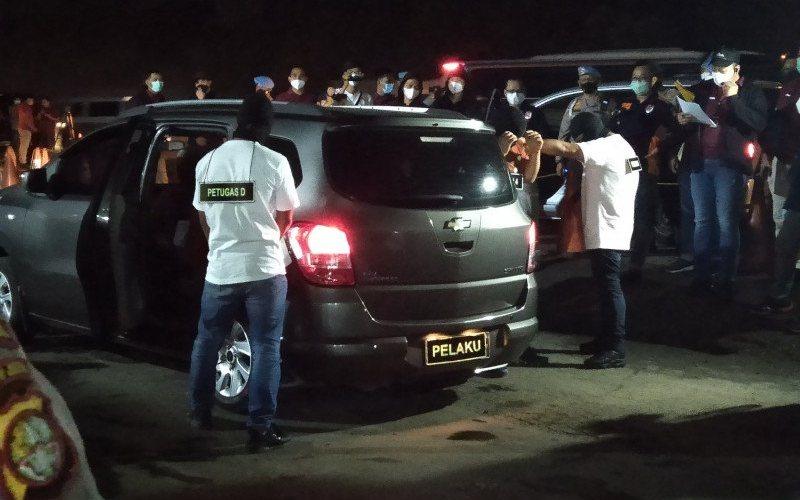 Banyak Saksi Melihat Mobil Land Cruiser Hitam Mencurigakan di Lokasi Pembantaian 6 Pengawal HRS, Pengamat: Dia Komandannya!