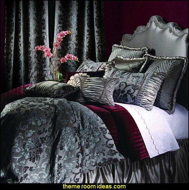 Jennifer Taylor La Rosa Grey Comforter Set