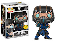 Funko Pop! Sub-Zero CHASE