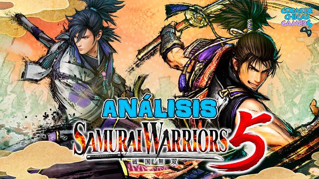 Análisis de Samurai Warriors para Nintendo Switch Chicas Gamers