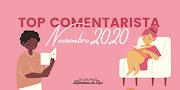 Top Comentarista Novembro 2020