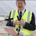 Puig anuncia que el Consell impulsará la energía fotovoltáica para que la Comunitat Valenciana sea referencia en 2030