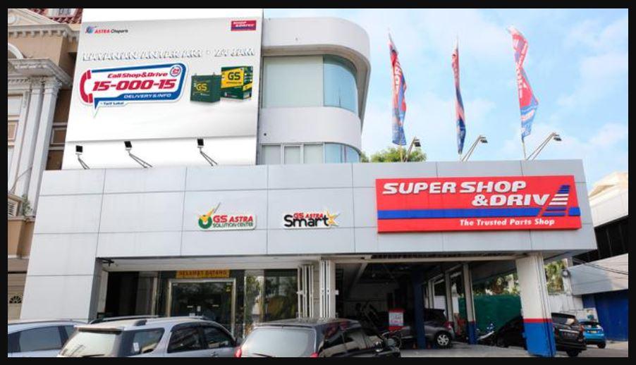 outlet shop n drive
